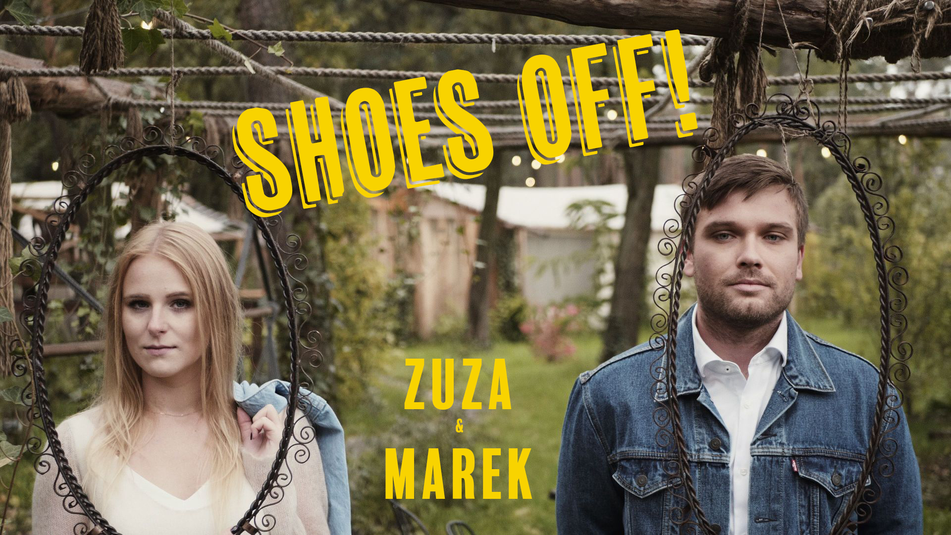 Shoes Off! Zuza & Marek